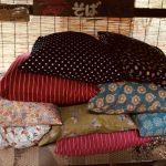 そばから枕はTHE日本の枕です。そば枕の生地新作2018年春です。