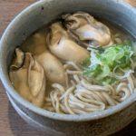 日本一美味しい牡蠣に出会いました。なので相生牡蠣そば始めます。